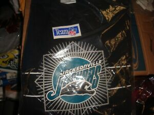 vintage but new Jacksonville Jaguars   as pictured one sweat shirt extra large