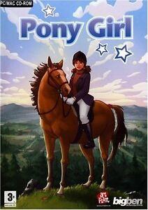 Pony Girl de Big Ben - CD-ROM - NEUF