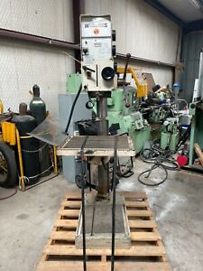 Wilton Strand Heavy duty Gear head Drill Press w/ power feed drill press (24529)