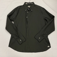 Belstaff Black Shirt Long Sleeve Mens Size UK XXXL *REF137