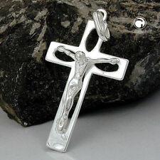 Religiöse Unisex Halsketten & Anhänger ohne Steine aus echtem Edelmetall