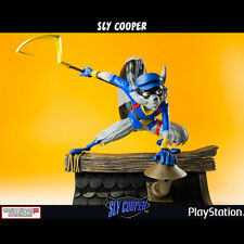 Gaming Heads Sucker Punch Sly Cooper Statue Figure Statue New Sealed
