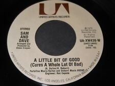 Sam And Dave: A Little Bit Of Good / Blinded By Love 45
