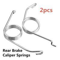 2pcs Rear Brake Caliper Return Springs Metal For VW Golf MK4 98-04 WHC01212N
