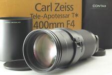 Very Rare!! [UNUSED] CONTAX Carl Zeiss Tele Apotessar 400mm f4 T* AF N Mount JPN