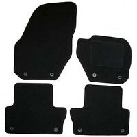 Volvo XC60 Tailored Car Mats From 2008 Onwards - Black