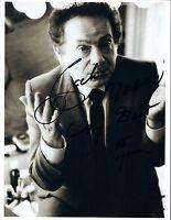Jackie Mason Signed Autographed 8x10 Photo The Simpsons COA VD
