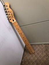 Fender Telecaster Electric Guitar Neck Mexico Deluxe With Tuners