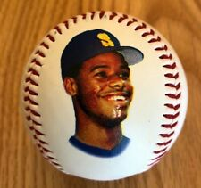 KEN GRIFFEY JR. FOTOBALL SEATTLE MARINERS VINTAGE 1992 Commemorative Ball