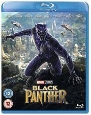 Black Panther Blu-ray 2018 - 100 Genuine UK