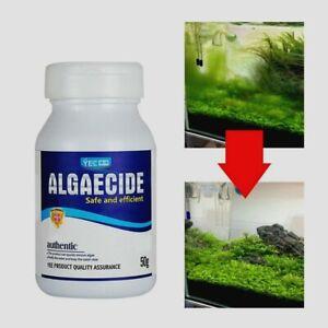50g High Efficiency Algaecide For Aquarium Pond Water Purification