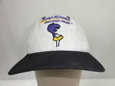 Gunther's Athletics SO CAL RAILWAY Roadrunner Cap Gray Black Hat Snapback
