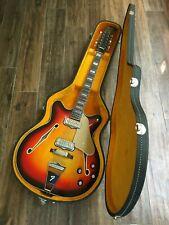 60s Vintage Electric Guitar Fender - 1967 Coronado XII Hollow 12 String