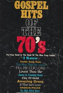 Gospel Hits Of The 70s   Songbook