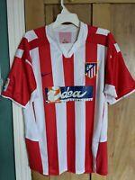 ATLETICO DE MADRID 2002/03 NIKE Football Shirt M Vintage Soccer Jersey shirt