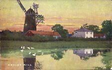 Arkley near Barnet. Arkley Windmill by Gordon Smith.