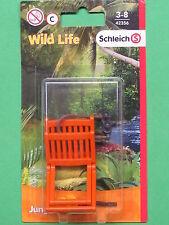 Schleich® 42356 Wild Life Zubehör Stationswächter Equipment - Neuheit 2017