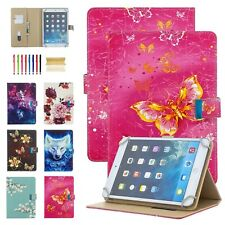 "Universal Cute Pattern Magnetic Stand Case Cover For 7/8/10"" inch iPad/Tablet"