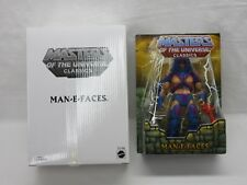 MOTU,MOTUC,MAN-E-FACES,MASTERS OF UNIVERSE,CLASSICS,HE-MAN,Sealed,MOC,Figure