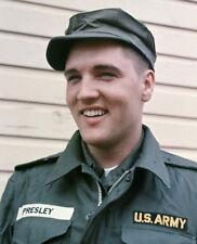 Elvis Presley 10 x 8 UNSIGNED photo - P583 - U.S. Army