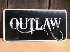 Outlaw Wholesale Novelty License Plate Bar Wall Decor