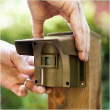 Wireless Motion Sensor Outdoor Driveway Alarm Detector Alert System Home office