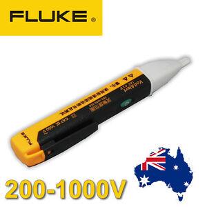 * 200-1000V * Fluke 1AC-C-II VoltBeat non-contact AC Volt Stick Detector Tester