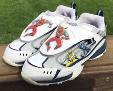 Disney Power Rangers Ninja Storm Children?s Size 3 Athletic Shoes RARE