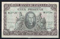 Billete de España 50 pesetas 1940 Colon H6.217.986