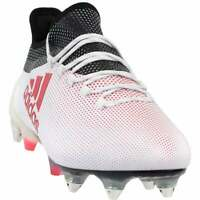 adidas X 17.1   Casual Soccer  Cleats - White - Mens