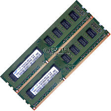 4GB (2x2GB) DDR3-1066MHz PC3-8500 no ECC sin búfer de memoria RAM de escritorio de 240 Pines