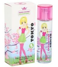Passport Tokyo by Paris Hilton 1.0 oz 30 ml for Women Eau De Toilette (NOT 3.4)