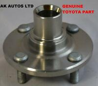 For GENUINE TOYOTA CARINA 2 89-92 FRONT WHEEL BEARING HUB COMPLETE ASSEMBLY