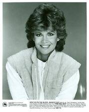MARKIE POST CUTE PORTRAIT THE FALL GUY '84 ABC TV PHOTO