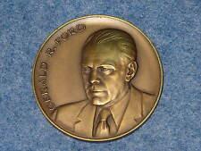 "1974 Gerald R. Ford Michigan Inaugural Medal 2 3/4"" Medallic Art Co B9440"