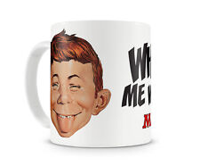 Officially Licensed Merchandise Mad Magazine - What Me Worry Coffee Mug