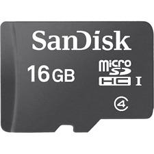 Sandisk EDGE 16 Go Carte mémoire microSDHC-En Vrac emballage