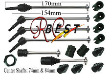 Traxxas T-Maxx 3.3 model 4909 CVD Shafts FCR _ Axle