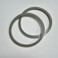 NEW Replacement Grey Rubber GASKET 2PCS For900W NUTRIBULLET Extractor Blade Base