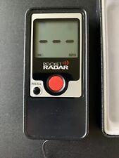 Pocket Radar Pr1000 Speed Radar Gun