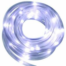 Outdoor Solar Powered Powered Lighted LED Rope String Light Strip