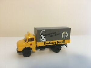 "Mercedes-Benz L 322 ""Berliner Kindl"" - Brekina 47028"