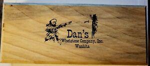 Dan's Whetstone Inc. Washita