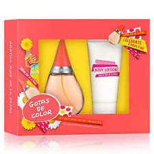GOTAS DE COLOR de AGATHA RUIZ DE LA PRADA  Colonia / Perfume 50 mL + 50 mL Body