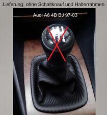 Audi A6 4B Audi A3 8L 8P Schaltsack Schaltmanschette Manschette NEU 24 Farben