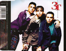 3T - Anything - CD Single