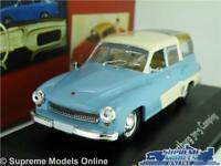 WARTBURG 311-5 MODEL ESTATE CAR 1:43 SCALE IXO DDR AUTO CAMPING 7230030 K8