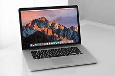 Apple MacBook Pro A1398 Mid :2014 2.8ghz 16gb ram  512gb SSD - Retina, W / 45w