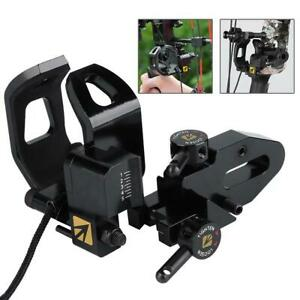 Archery Hunting Shoot Drop Away Arrow Rest Full Containment For Compound Bow FG