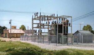 Woodland Scenics # 2253 Substation Kit  N  MIB